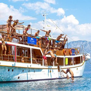 boat-trip-croatia